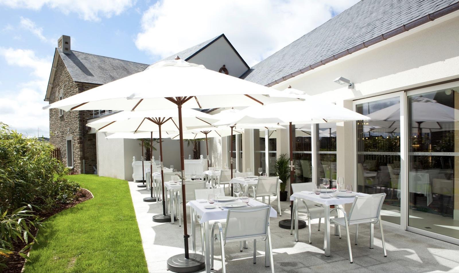 H U00f4tel L U0026 39 Ermitage Mont Saint Michel - H U00f4tel  Restaurant
